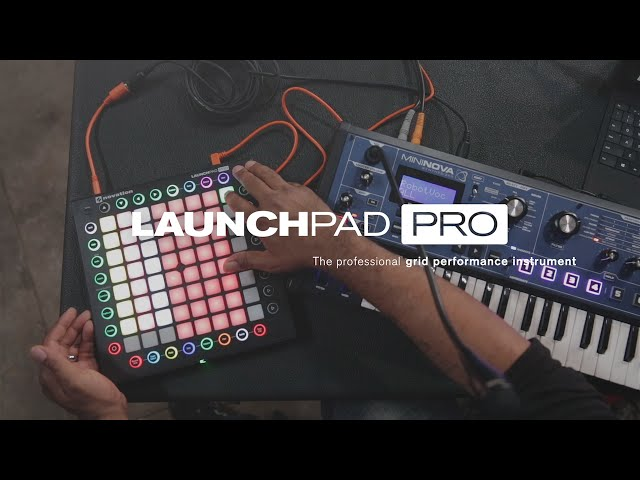 Novation // Launchpad Pro feat. Thavius Beck