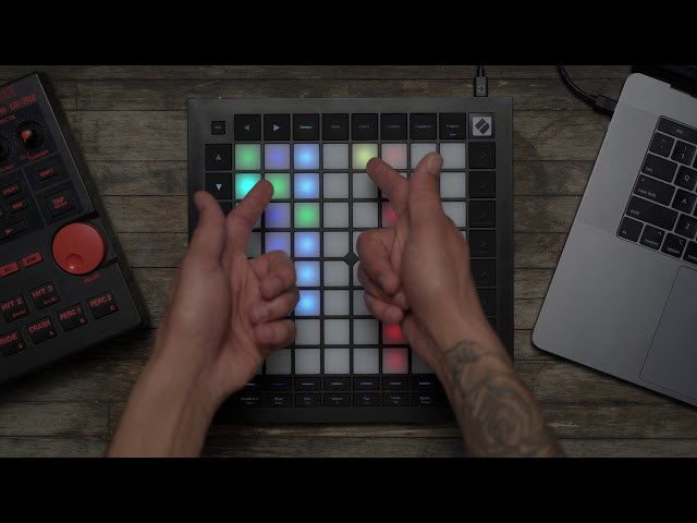 Novation // Launchpad Pro - Ableton: Fundamentals