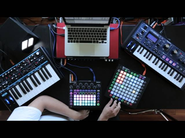 Novation // Finish Something Part 4: Using Launchpad Pro to add arrangement variety