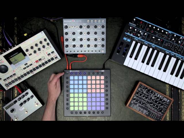 Novation // Launchpad Pro - Connecting to External Hardware